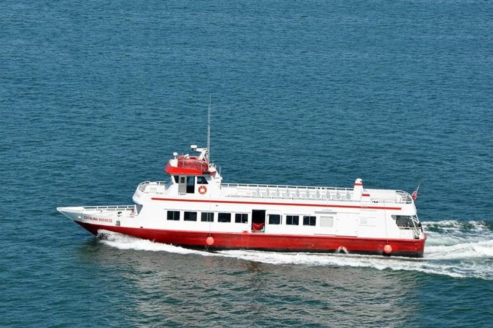 Catalina Duchess Yacht