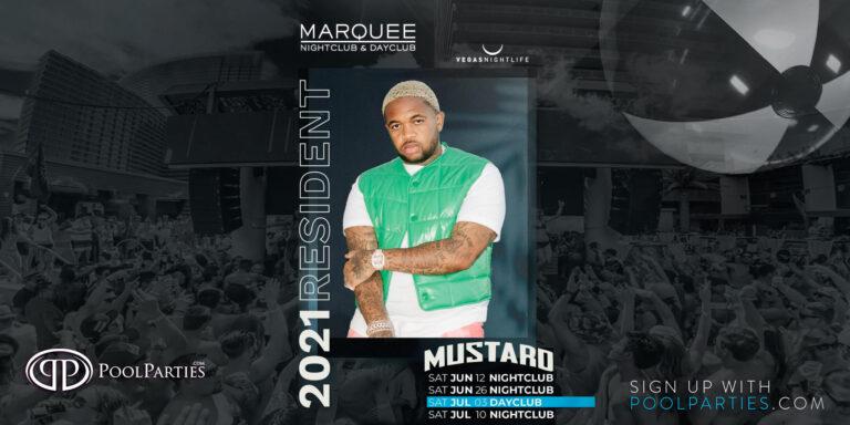 DJ Mustard | Marquee Dayclub Las Vegas