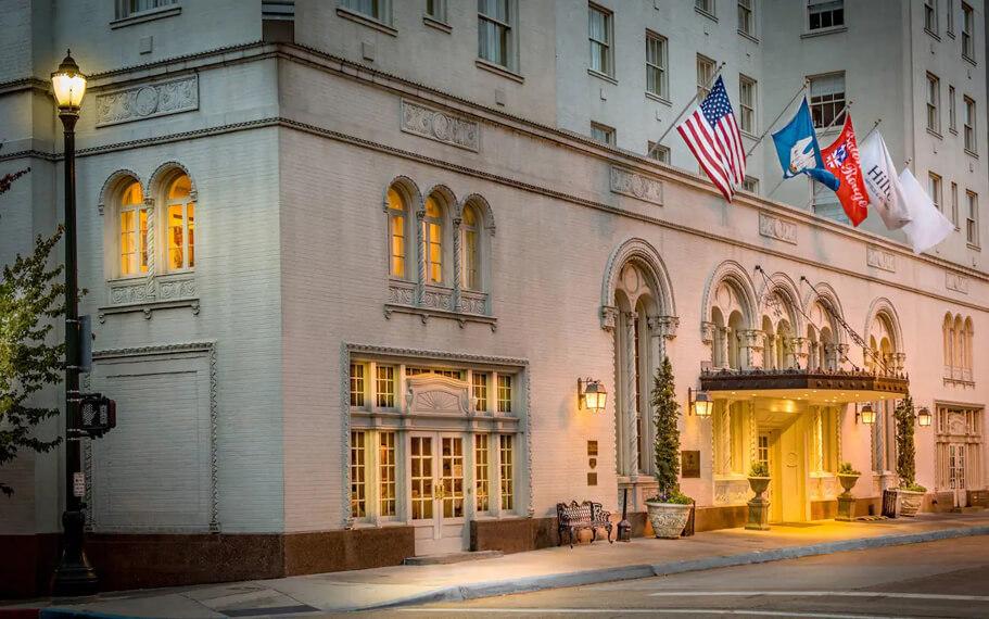 Hilton Baton Rouge Capitol Center Hotel