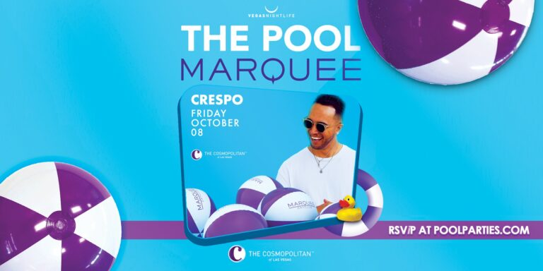 Marquee Dayclub | DJ Crespo