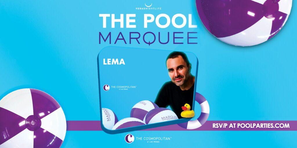 Marquee Dayclub   DJ Lema