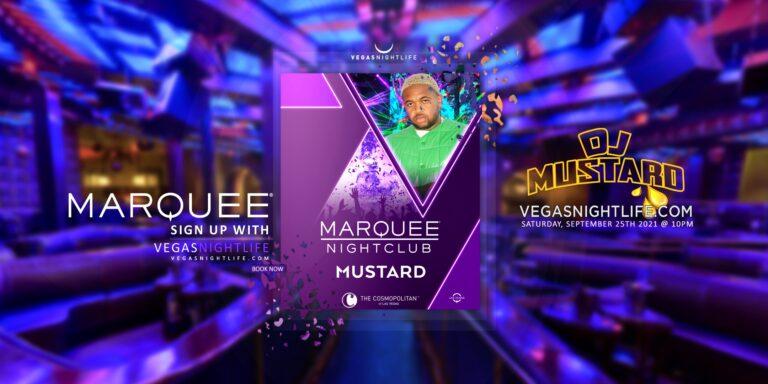Marquee Nightclub   DJ Mustard