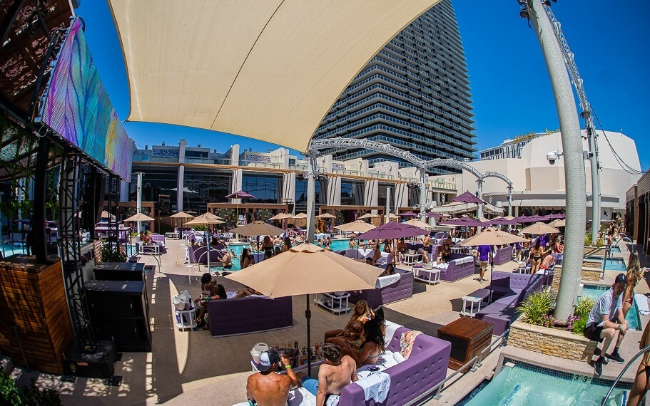 Pool Marquee Dayclub