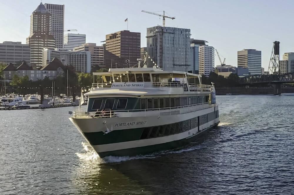 Portland Spirit Yacht