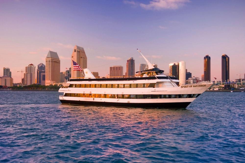 Spirit of San Diego Yacht
