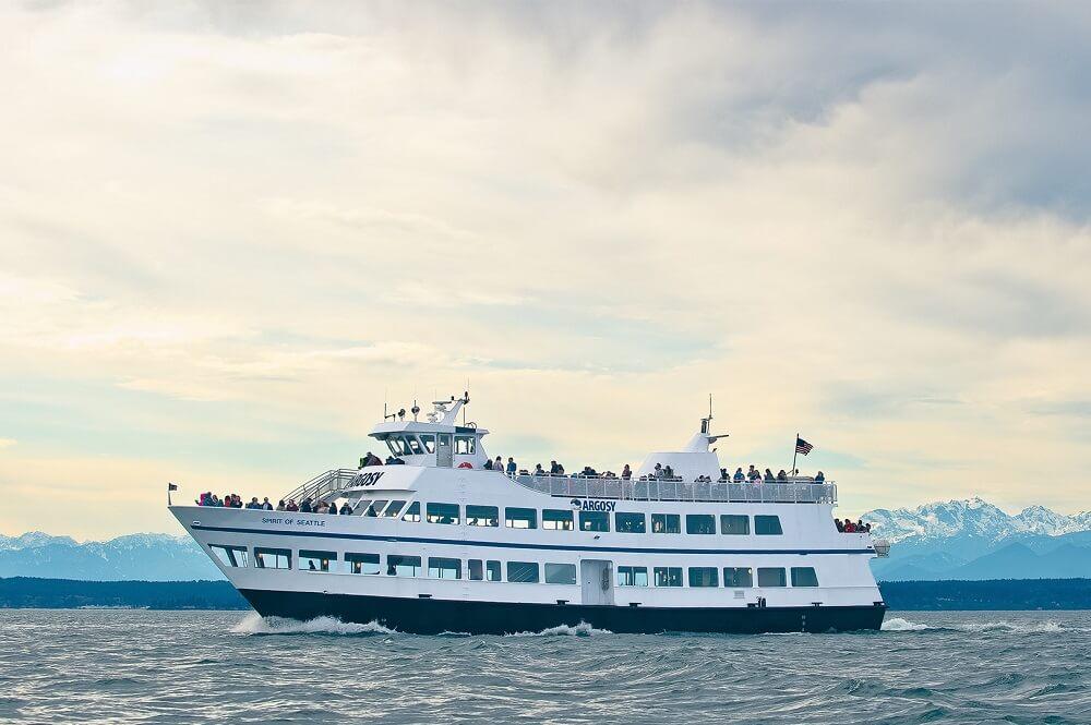 Spirit of Seattle Yacht - Pier 55