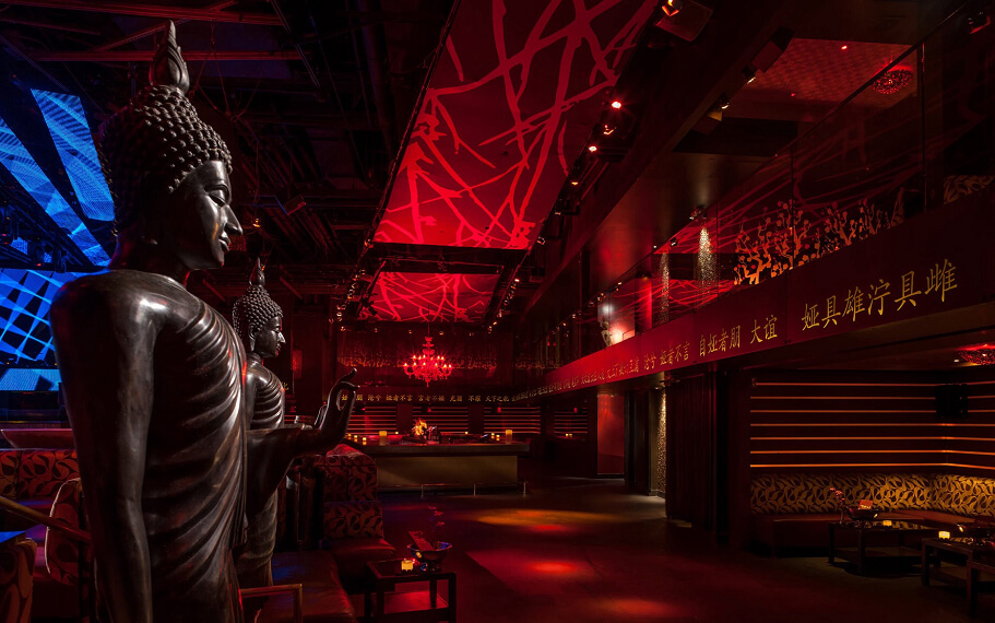 TAO Las Vegas Nightclub