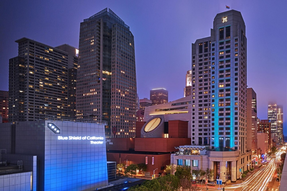 W San Francisco Hotel