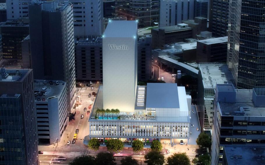 Westin Houston Medical Center