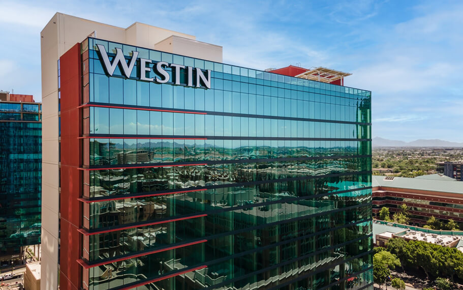 Westin Tempe Hotel Arizona